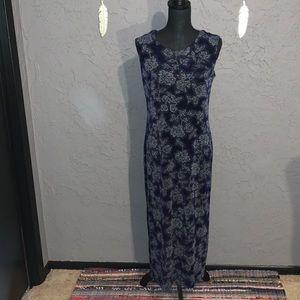 R & M Richards Flower Dress Size 8